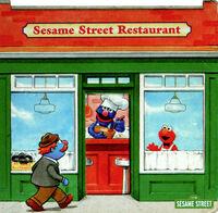 Sesame Street Restaurant
