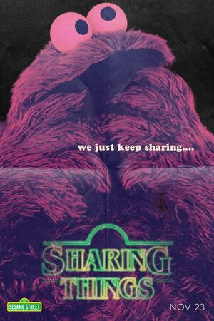 Sharing Things poster