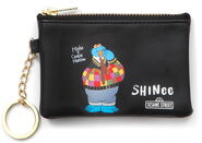 Shinee coin purse cookie monster