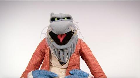 Uncle Deadly's Stylish Spectacle Muppet Thought of the Week by The Muppets