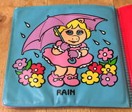 Baby piggy get wet 4