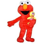 Betesh group 2011 elmo cuddle pillow