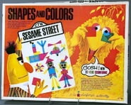 Colorforms shapes and colors set