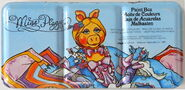 Page of london 1980 uk miss piggy paint set 1
