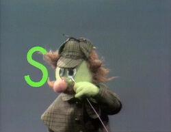 Sherlock-LetterS