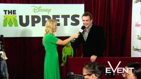 The Muppets Green Carpet