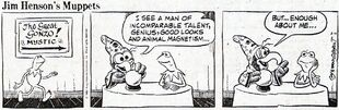 The Muppets comic strip 1982-03-19