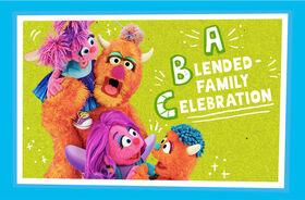 A Blended-Family Celebration