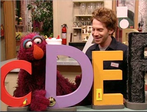 Sesame Street The Letter Of The Month Club.Vinny Muppet Wiki Fandom Powered By Wikia