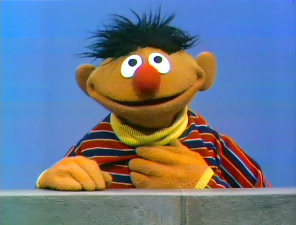 Ernie Through the Years | Muppet Wiki | FANDOM powered by Wikia