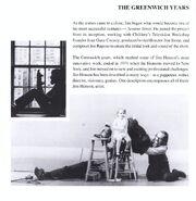 Greenwich years 11