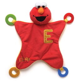 Gund activity blankie elmo