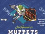 Jim Henson's Muppets Take the Ice NHL Trading Cards