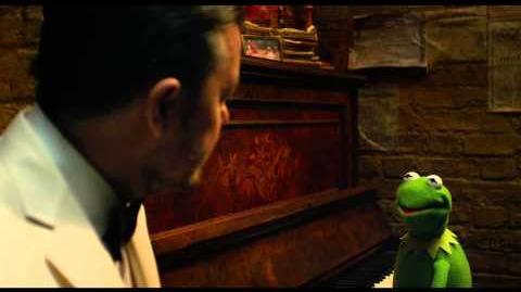 Muppets 2 Los mas buscados Saludo Kermit