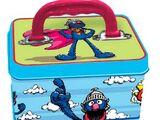 Sesame Street lunchboxes (Rix)