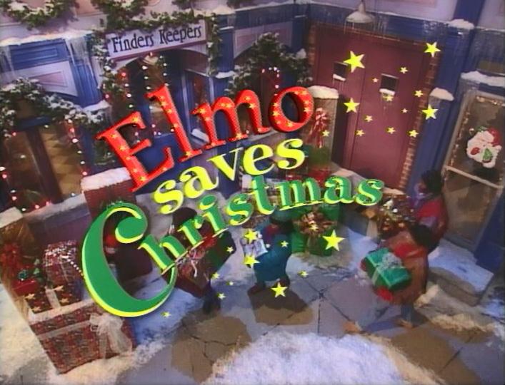Elmo Saves Christmas (special) | Muppet Wiki | FANDOM