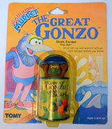 Tomy 1983 gonzo shark escape 1