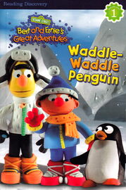 Chapter book waddle waddle penguin