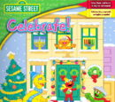 Sesame Street coloring books (Color All About)