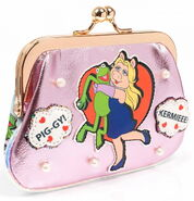 Irregular choice super couple purse 1
