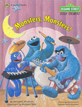 Book.monstersmonsters
