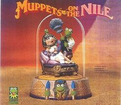 Muppets-On-The-Nile-Ornament