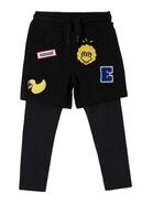 Pancoat shorts big bird duckie