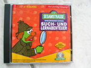Searchandlearnadventures2009germanfrontcover