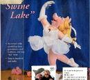 Swine Lake figurine
