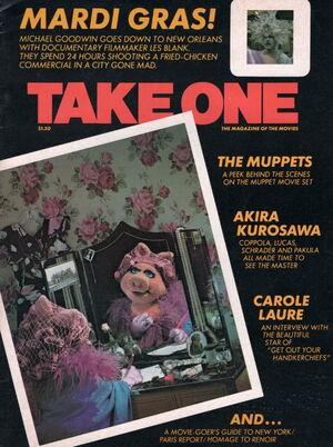Take One magazine