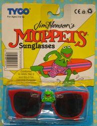 Tyco kermit sunglasses 1