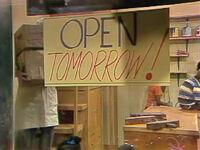 1418 Open Tomorrow