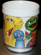 Dawn 1978 joe mathieu plastic sesame cup 2