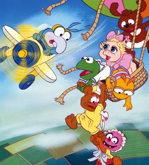 MuppetBabies-Airplane-HotAirBalloon-ScooterBum