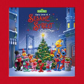 Once Upon a Sesame Street Christmas book
