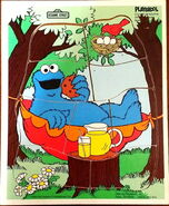 PlayskoolCookieMonsterTree