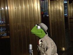 Reporter Kermit Elmopalooza