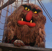 Sweetums pirate