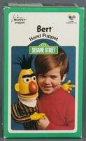 Child guidance bert puppet