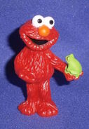 Elmo Applause Frog