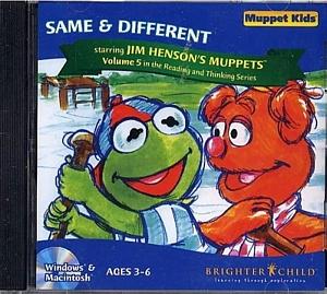 Muppetkidssamedifferent