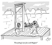New Yorker cartoon Farley Katz Nov 9, 2015