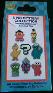 Sesame place pixel pins blind box