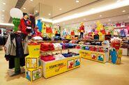 Bossini sesame street pop up store 2014 3