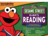 Elmo's Reading: Preschool and Kindergarten