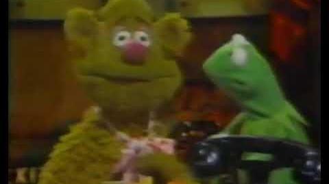 Muppet Show promo Juliet Prowse