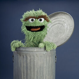 Oscar Grouch Smithsonian