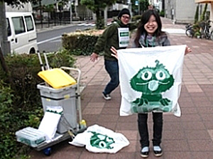 Oscar garbage bags
