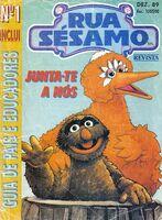 Rua Sesamo magazine