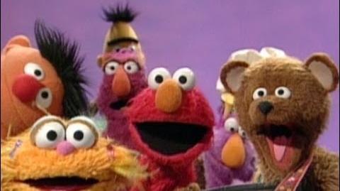 Sesame Street Song Be Doodle Dee Dum